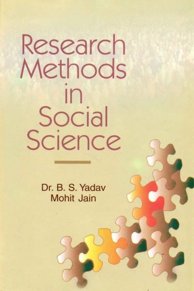 Research Methods in Social Science