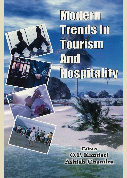 future trends of tourism and hospitality The contributions, from different parts of the globe, present a new outlook for future research, including theoretical revelations and innovations, environmental and cultural exploration aspects, tourist destinations and other recreation and ecotourism aspects of the hospitality and tourism industry.