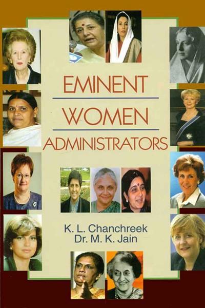 Eminent Women : Administrators