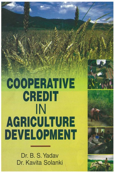 Cooperative Credit in Agriculture Development