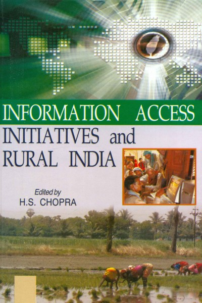 Information Access Initiatives & Rural India - in 2 Vols.