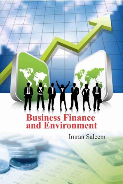Business Finance & Environment